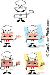 Chef Characters 3 Collection