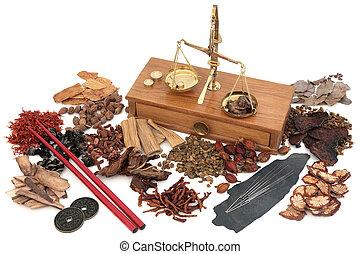 Chinese Acupuncture Alternative Medicine