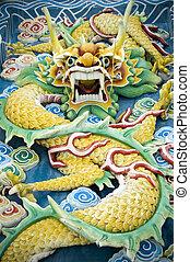 chinese feng shui jade dragon