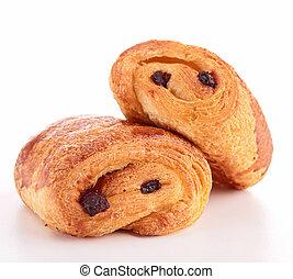 chocolate puff pastry