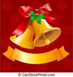 Christmas bells Design