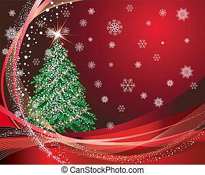 Christmas (New Year) card