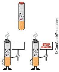 Cigarette Collection Set - 3