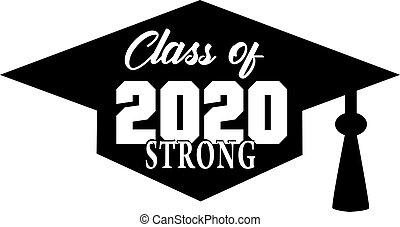 Class of 2020 Strong Banner