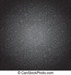 Classic Ornament Wallpaper