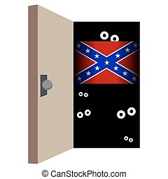Closeted Support for Confederate Flag