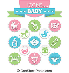 universal baby icons