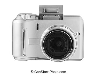 Compact Digital Camera with zoom