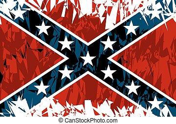 Confederate.