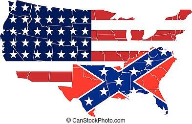 Confederate South