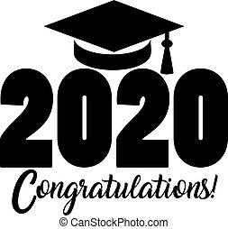 Congratulations Class of 2020 Banner