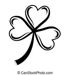 contour clover