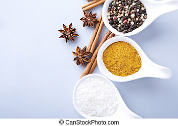 Cooking ingredients, spice