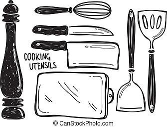 Cooking utensil