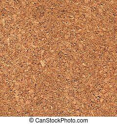 High resolution cork texture.