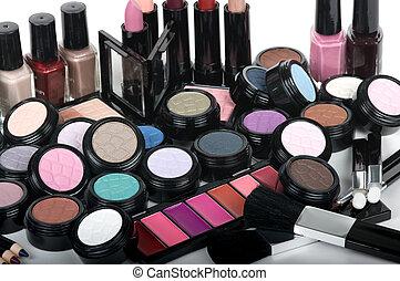 Professional make up set