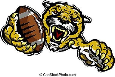 cougar football mascot