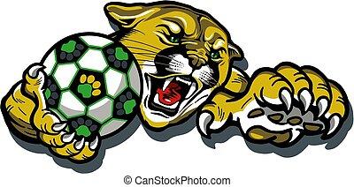 cougar soccer mascot