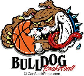 crazy bulldog basketball
