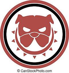 rebel dog icon