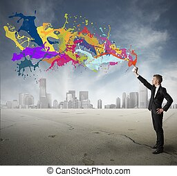 Concept of creativity in business