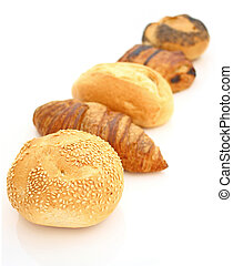 Croissants and Buns