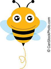 Cute Bee.