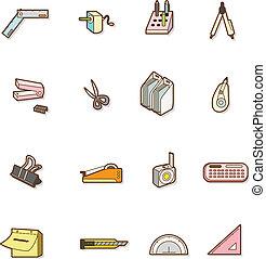 cute cartoon stationery