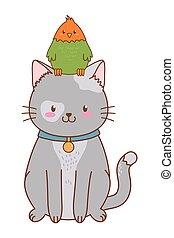 cute funny pets cartoon