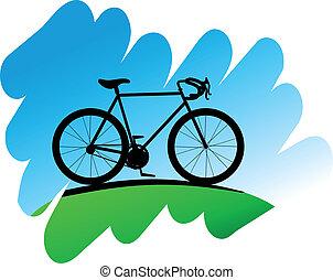 Cycling symbol