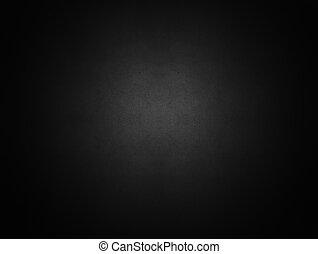 Dark black parchment design texture background