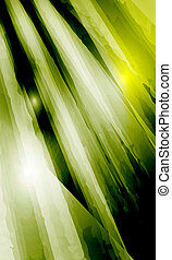 dark green vector abstract background