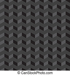 Dark seamless vector pattern