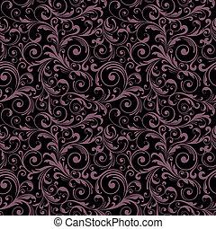 decoretive damask pattern backgroun