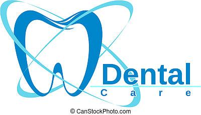 dental logo in vector format very easy to edit
