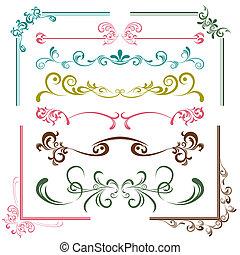Design elements set