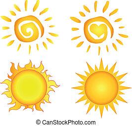Different Sun
