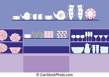 dishes shop
