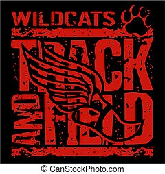 wildcats track and field