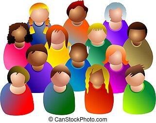 people diversity