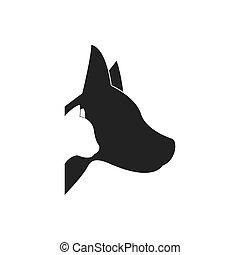 dog cat love pet animal icon. Vector graphic