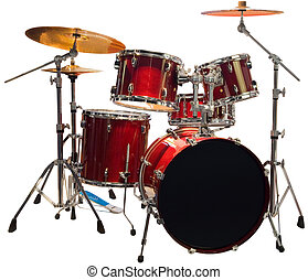 Drums cutout