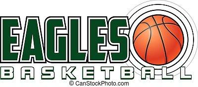 Eagles Basketball Design