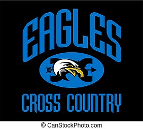 eagles cross country