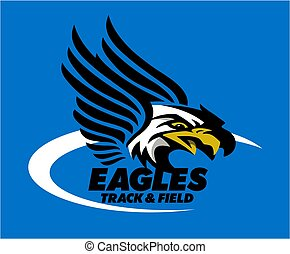 eagles track and field