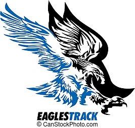 eagles track