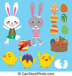 Easter Elements