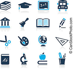 Vector icons for your web or printing projects.