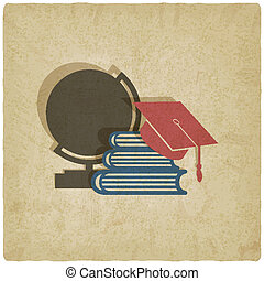 education old background