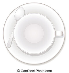 empty coffe cup 2